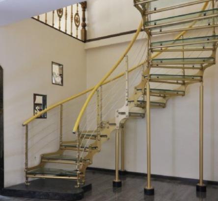 不锈钢楼梯及配件BRS-021