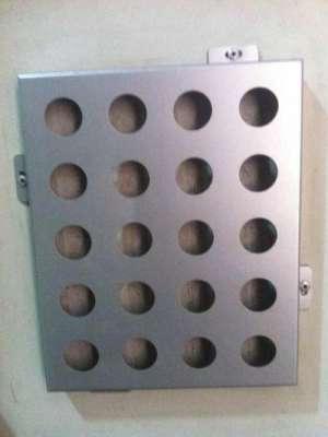 南京外墙冲孔装饰铝单板