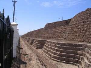 重力式干垒挡土墙模块