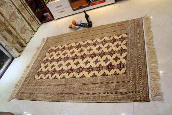 进口伊朗纯羊毛手工地毯