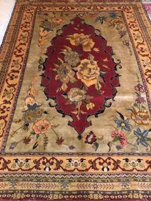 伊朗桑蚕丝地毯2000*3000mm