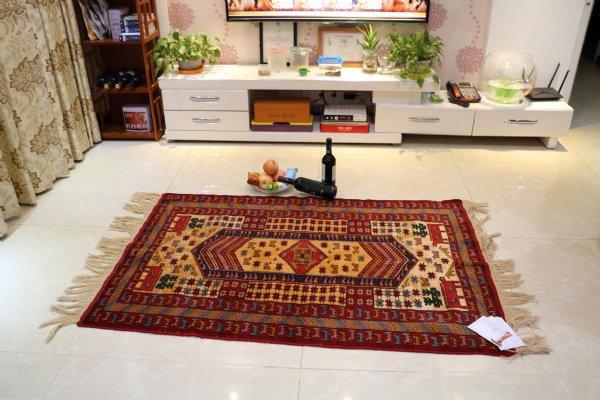 波斯手工羊毛地毯
