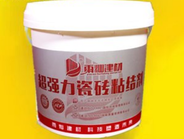 雨灿瓷砖粘结剂―施工方便,粘接性强,杜绝空鼓,绿色环保