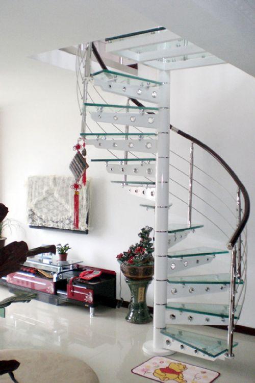 供应不锈钢楼梯006