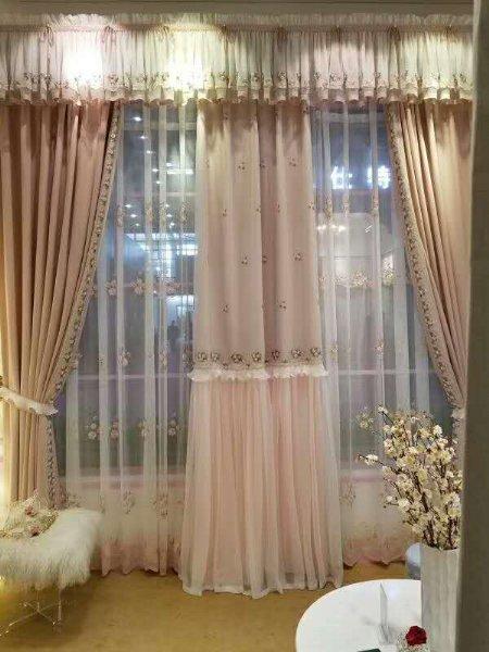 宏庭成品窗帘
