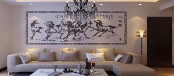 云品墙景,云端品匠原创设计背景墙装饰产品