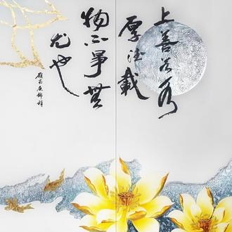 美菱墙艺产品-美菱壁画系列