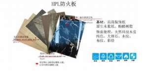 广州沃哲HPL防火板