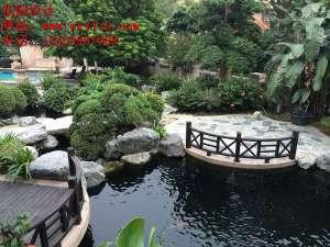广东五行园林别墅庭院设计公司