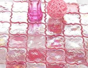 DL008异形玻璃马赛克