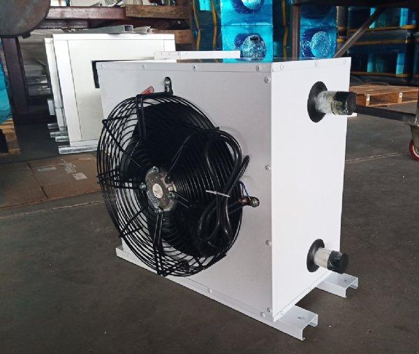 工业型高大空间大风量水热型暖风机