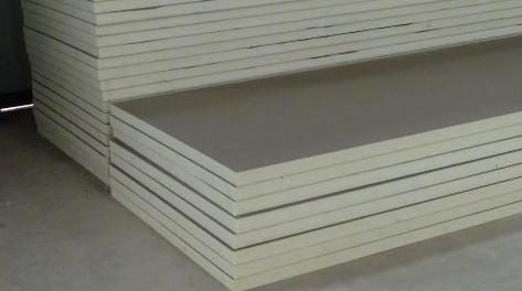 STP真空保温绝热板矿棉毛坯板