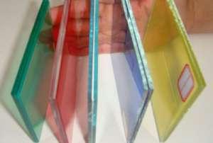 建筑镀膜洛意玻璃