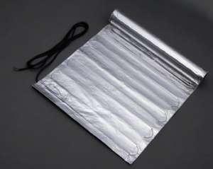 优术地暖 超薄发热电缆席 石墨烯优铂金电采暖